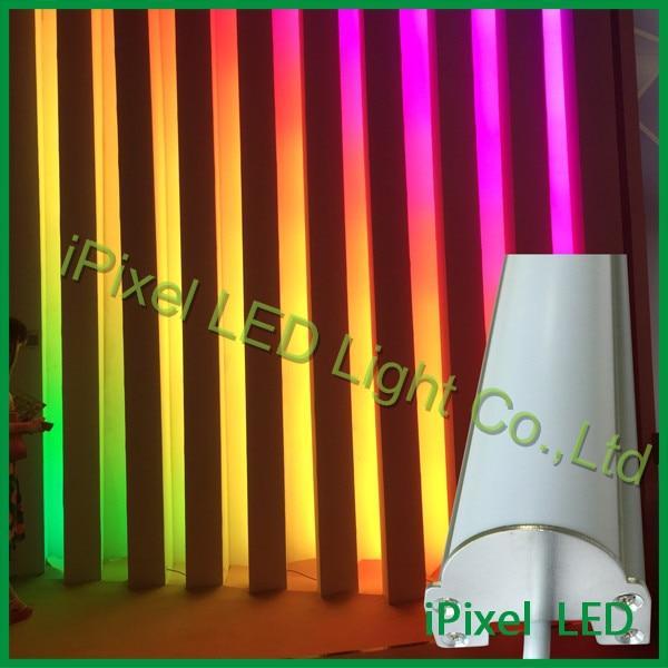 شريط إضاءة خارجي 60 LED RGB WS2812B ، شريط بكسل IP67 ، مقاوم للماء
