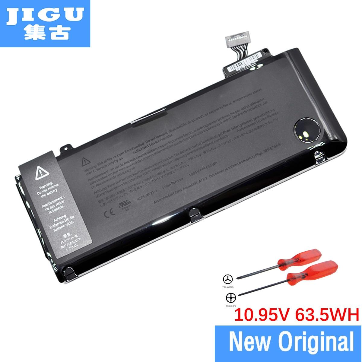 JIGU A1322 батарея для APPLE MacBook Pro 13