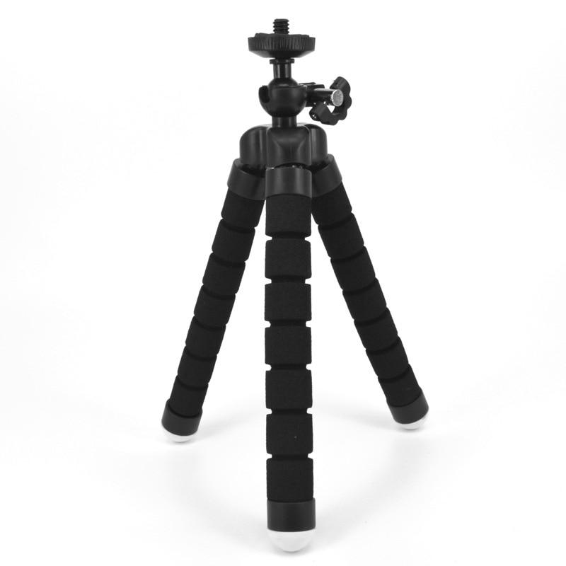 Flexible Mini Octopus Tripod For Sony Action Cam HDR AS20 AS15 AS100V AS30V AZ1 AS200V FDR-X1000V aee accessories