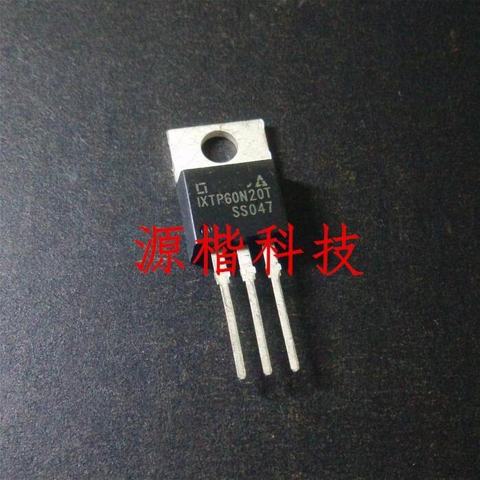 10 unids/lote IXTP60N20T-220 IXTP60N20 TO220 60N20 envío gratis