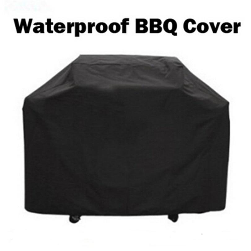 Barbacoa a prueba de agua, cubierta para lluvia de exterior, Protector antipolvo...