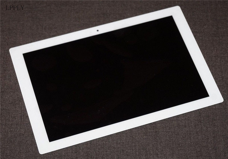 LPPLY 10,1 LCD сборка белый для SONY Xperia Tablet Z4 SGP712 SGP771 Lcd дигитайзер сенсорный экран Замена Бесплатная доставка