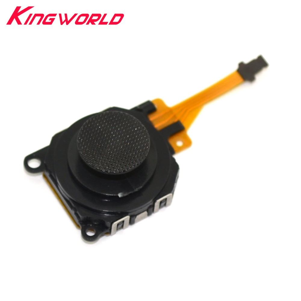 Black 3D Analog Joystick Stick Button Sensor Module for Sony for PSP 3000 PSP3000 Replacement Part Original