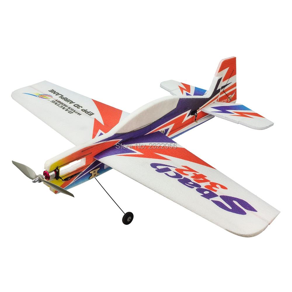 2019 New EPP Sbach342 Foam 3D Airplane Wingspan 1000mm Radio Control RC Model Plane Aircraft