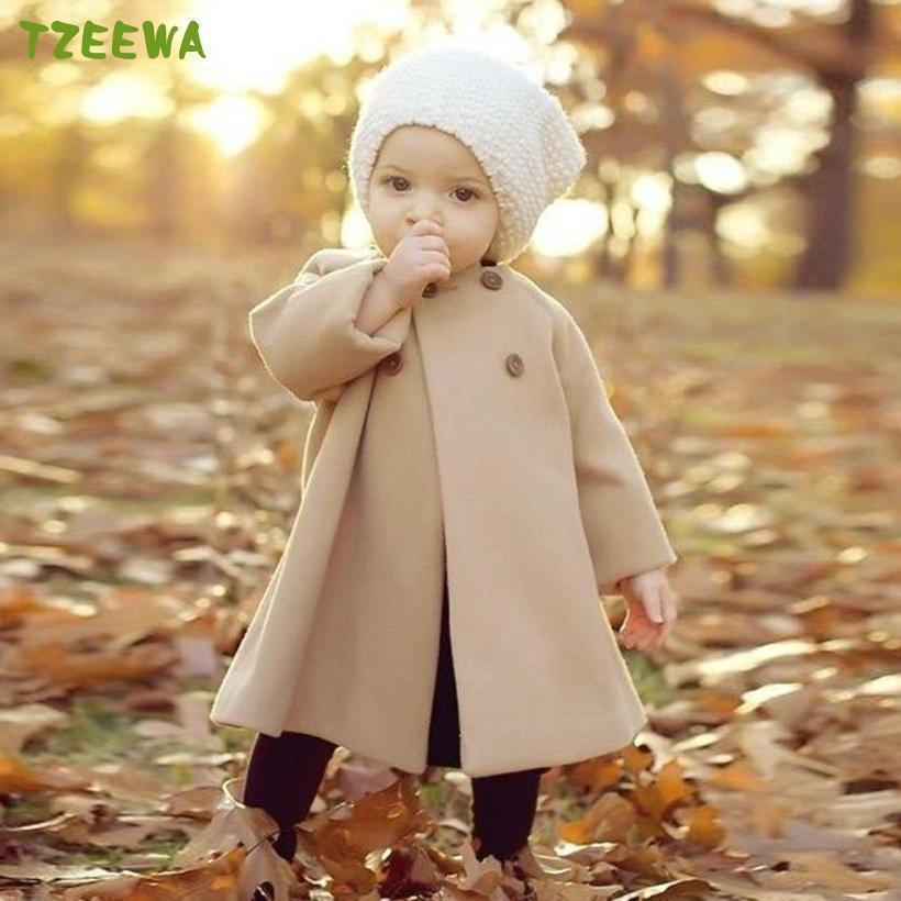 2018 Infantil Casaco Jaqueta Meninas Da Criança Roupas De Menina Primavera Outono Do Bebê Meninas Outerwear & casacos Roupa Dos Miúdos Meninas Casaco Treach