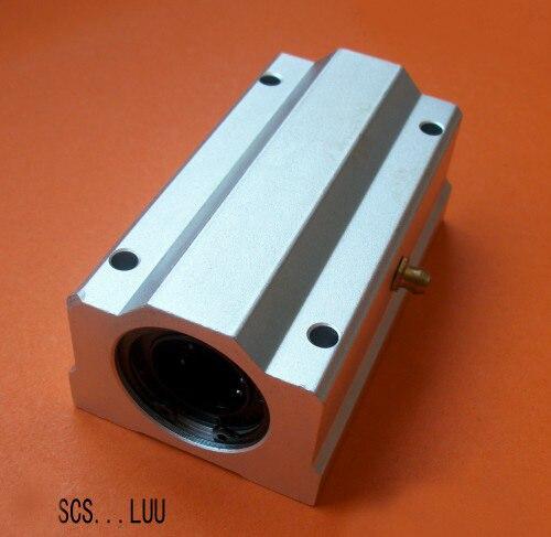 أجزاء وحدة انزلاق كروية الحركة الخطية SCS60LUU, 60 مللي متر ، أجزاء CNC