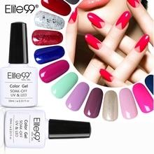 Elite99 10 Ml Uv Gel Nagellak Pure Kleur Nagel Gel Polish Vernis Semi Permanente Nail Primer Gel Vernissen Soak off Gel Lak