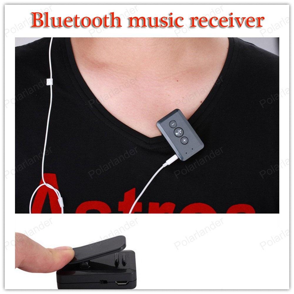 Bluetooth hands-free 3.5mm sistema Bluetooth Bluetooth hands-free car Bluetooth V2.1 + EDR A2DP suporte/AVRCP/HSP/HFP