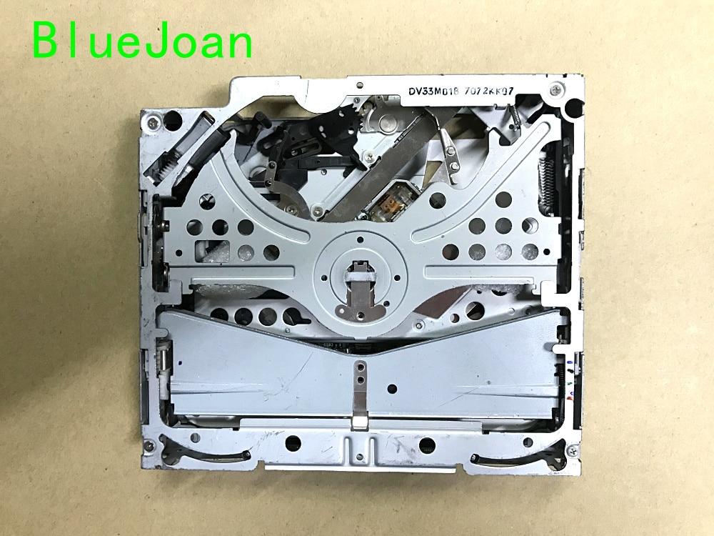 Libre DHL/EMS mecanismo de DVD Alpine DP33M21A DP33M220 DV33M01B DV36M110 para BMW Jep Lexus Mercedes V W RNS-E DVD de navegación para coche