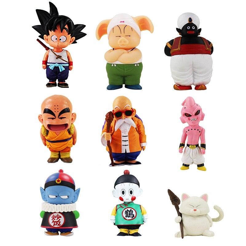 Cadeau de jouet de modèle de Collection de figurine daction de PVC danime pour des enfants