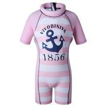 Combinaison flottante enfants garçons filles une pièce maillot de bain flottabilité Protection solaire UPF 50 + maillot de bain sûr gilet de sauvetage fermeture à glissière arrière enfant en bas âge bébé