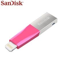 Clé USB SanDisk 32 go 64 go OTG connecteur Lightning clé USB 3.0 clé USB IXPAND MINI clé USB pour votre IPHONE