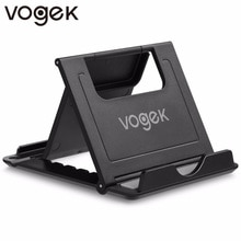 Vogek 범용 멀티 앵글 접이식 휴대 전화 스탠드 Xiaomi/Oppo 스마트 폰 홀더 삼성/아이폰 태블릿 iPad 스탠드