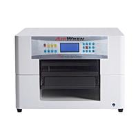 A3 Size Colorful Designed DTG Flatbed Printer for T-shirt Digital Inkjet Direct to Garment Printing Machine for Dark Textile