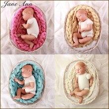 Jane Z Ann-accessoires de photographie nouveau-né   Couverture pour Photo de bébé, panier de remplissage acrylique de 4M de Long