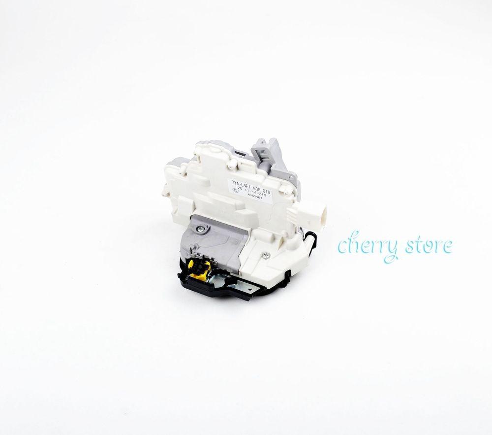 NEW 4F0 839 016 7-Pin Rear Right RH Door Lock Latch Actuator Mechanism For Audi A3 S3 8P A4 B7 A6 C6  S6  A8 S8 8E0 839 016 AA