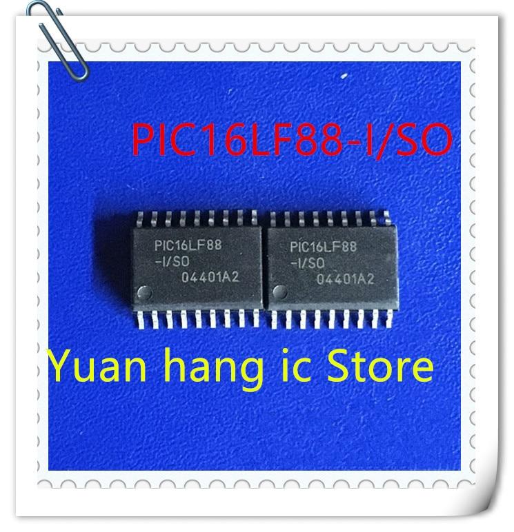 ¡Envío gratis 10 unids/lote PIC16LF88-I/así que PIC16LF88 SOP IC en stock!