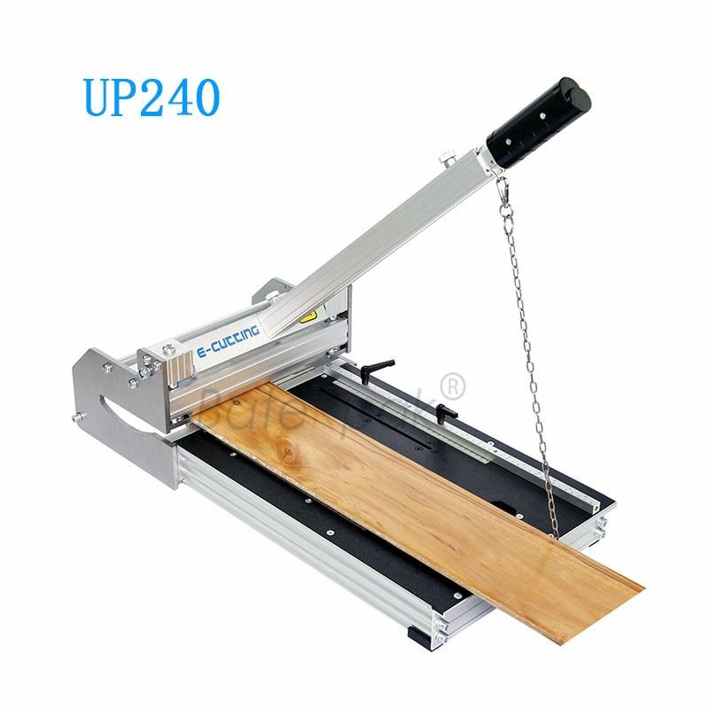 UP240 Laminate flooring/Engineered Flooring cut Machine,BateRpak Carpet Tile/VCT Tile/Rubber/Foam,vinyl floor manual cutter