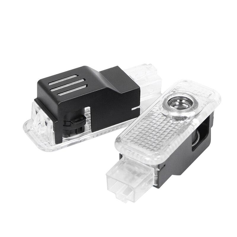 Светодиодный двери автомобиля Добро пожаловать логотип проектор светильник для AUDI A3 8V V8 8P 8L A1 A5 A7 A8 A4 B5 B6 B7 B8 B9 A6 C5 C6 C7 Q7 Q3 Q5, на рост 80, 90, 100