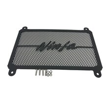 Protecteur de couvercle de protection de calandre   Accessoires de moto en acier inoxydable, NINJA 400 250 pour Kawasaki NINJA400 NINJA250 2018