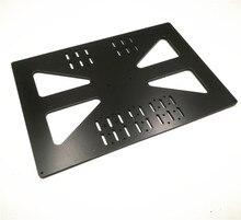 Funssor 200x300 мм Подогреваемая кровать Поддержка Алюминиевый композит Расширенный Y каретная пластина для Prusa i3