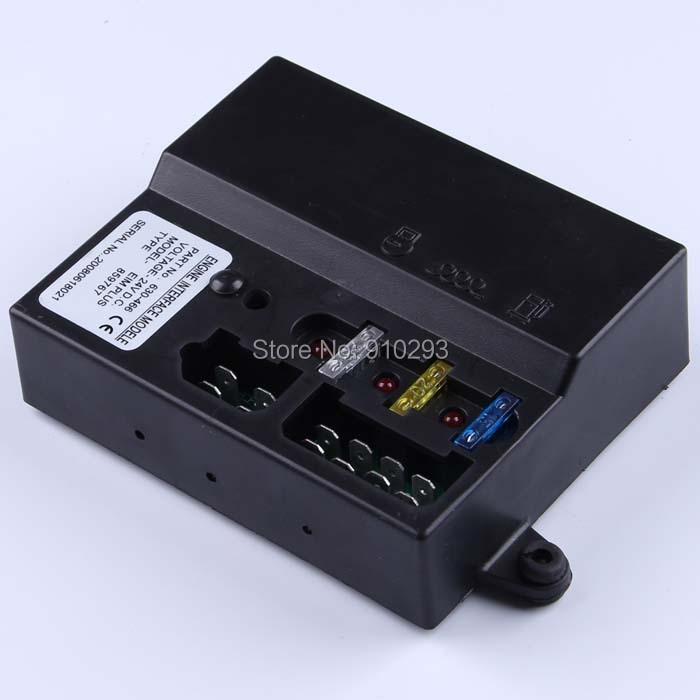 acessorios gerador eim 630466 24 v placa de controle de partida