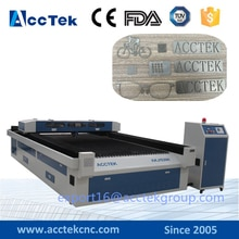 China 130w,150w, 180w ,280w 300w CO2 Small MDF Wood Acrylic Granite Stone Paper Fabric Laser Cutting steel metal Machine Price