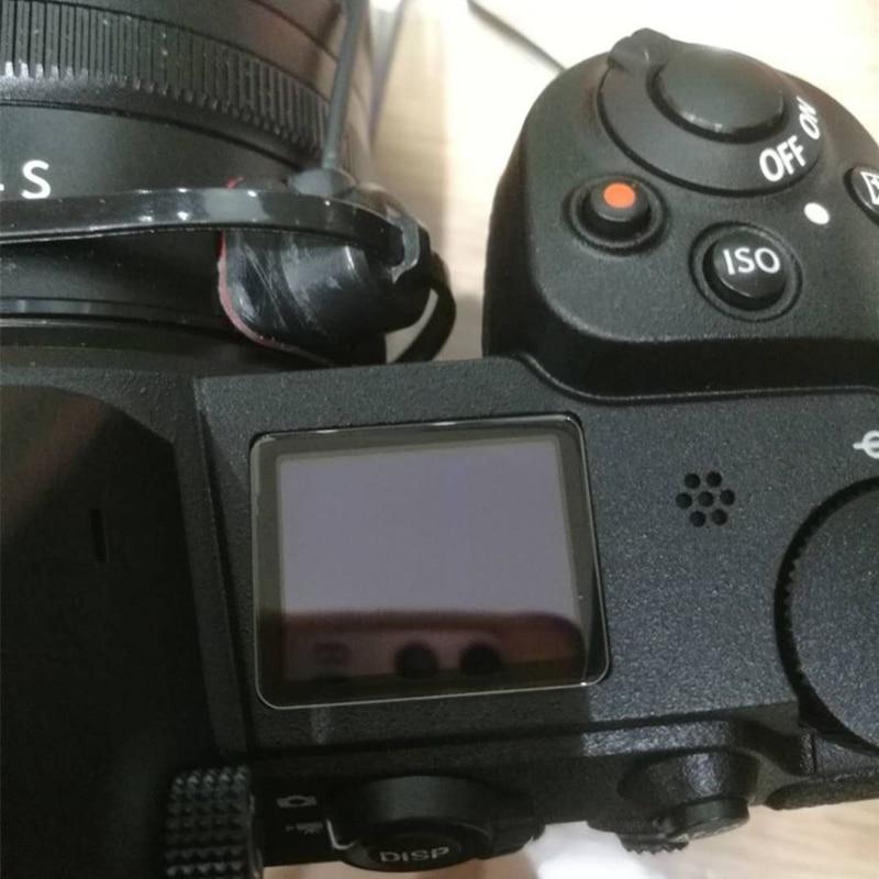 Защитное покрытие ЖК-экрана для камеры Nikon Z7 Z6