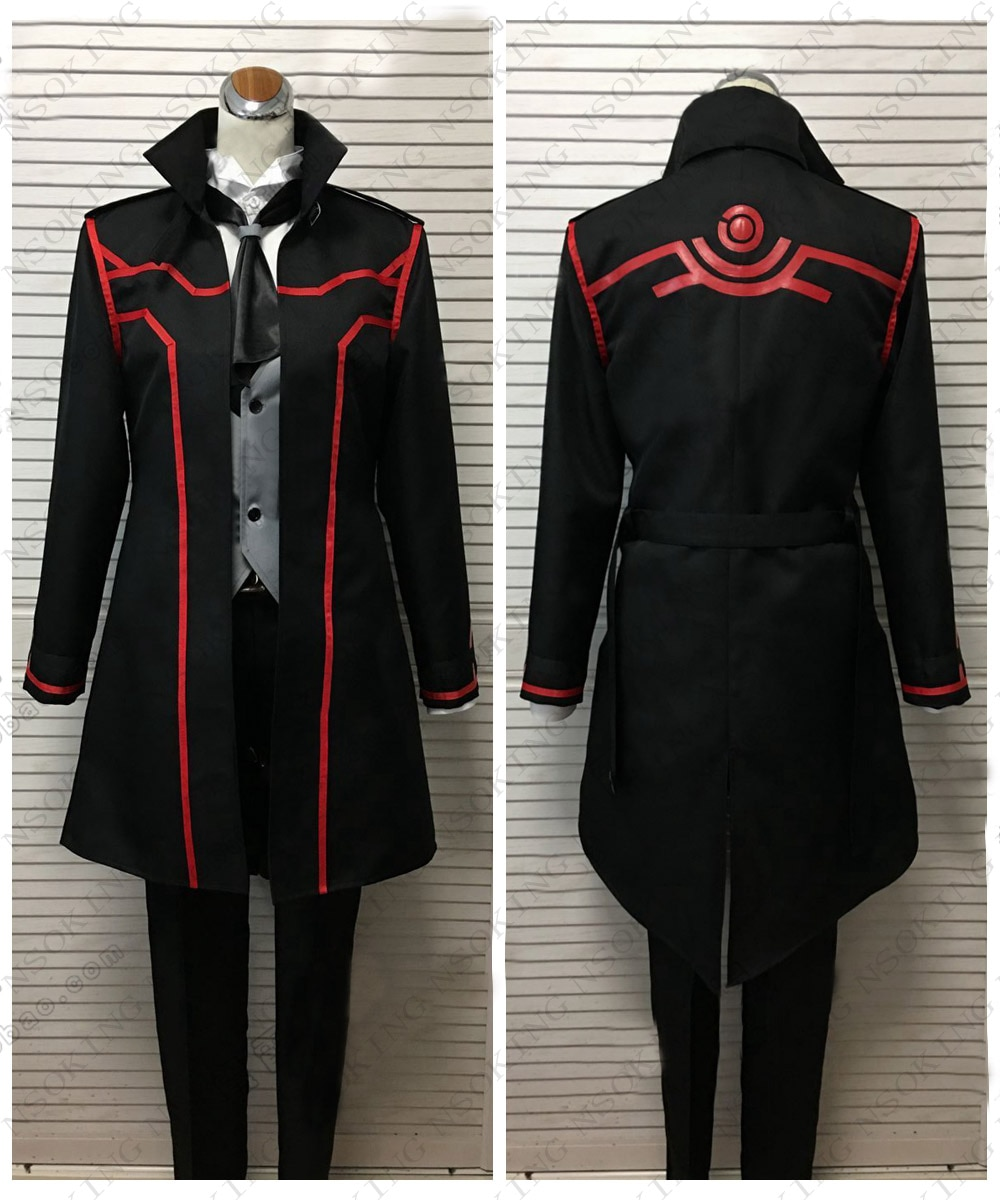 Косплей-костюм аниме Arifureta Shokugyou de Sekai Saikyou Hajime Nagumo от общего назначения до самых сильных в мире по индивидуальному заказу