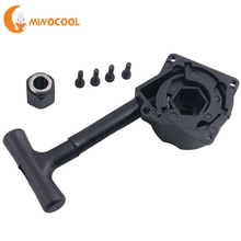 Pull starter recoil start kit para rc 1/10 r025 r020 hsp. 18 rc nitro vertex vx motor