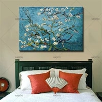 modern wall art painting landscape abstract flower painting on canvas wall art oil painting bedroom living room home decoration