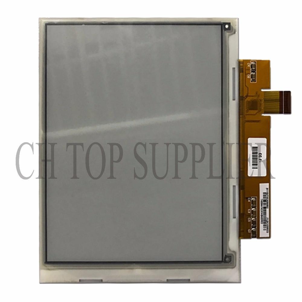 "100% pantalla Original ED060SC4 (LF) H2 6 ""para PocketBook 301 plus Sony PRS500 600, KINDLE 2, Iriver Story"