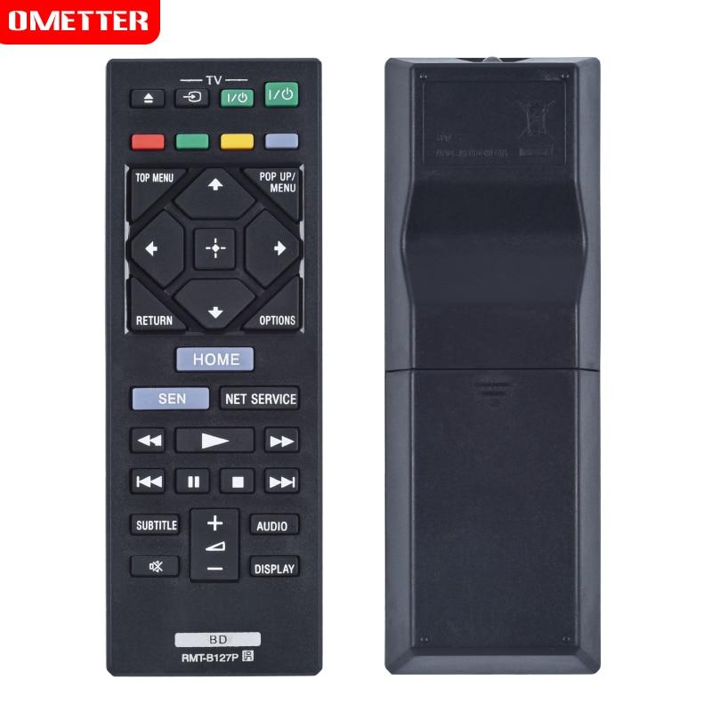 Remote control Rmt-b127p DVD remote Control replacement for Sony bdp-s1200 bdp-s3200 bdp-s4200 bdp-s6200 bdp-s5200