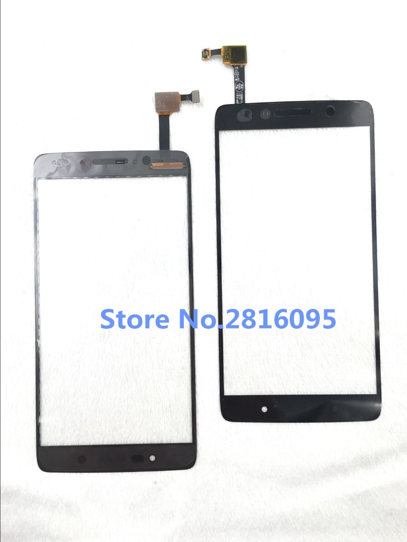 Pantalla táctil para Alcatel One Touch Idol 4 OT6055K 6055H 6055B 6055P 6055Y OT 6055 6055K táctil digitalizador Pantalla táctil frontal