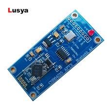 CSR64215 Bluetooth 4.2 APTX I2S Auxiliary Board for ES9018 ES9028 ES9038 DAC Amplifier DIY DC4-6V T0338
