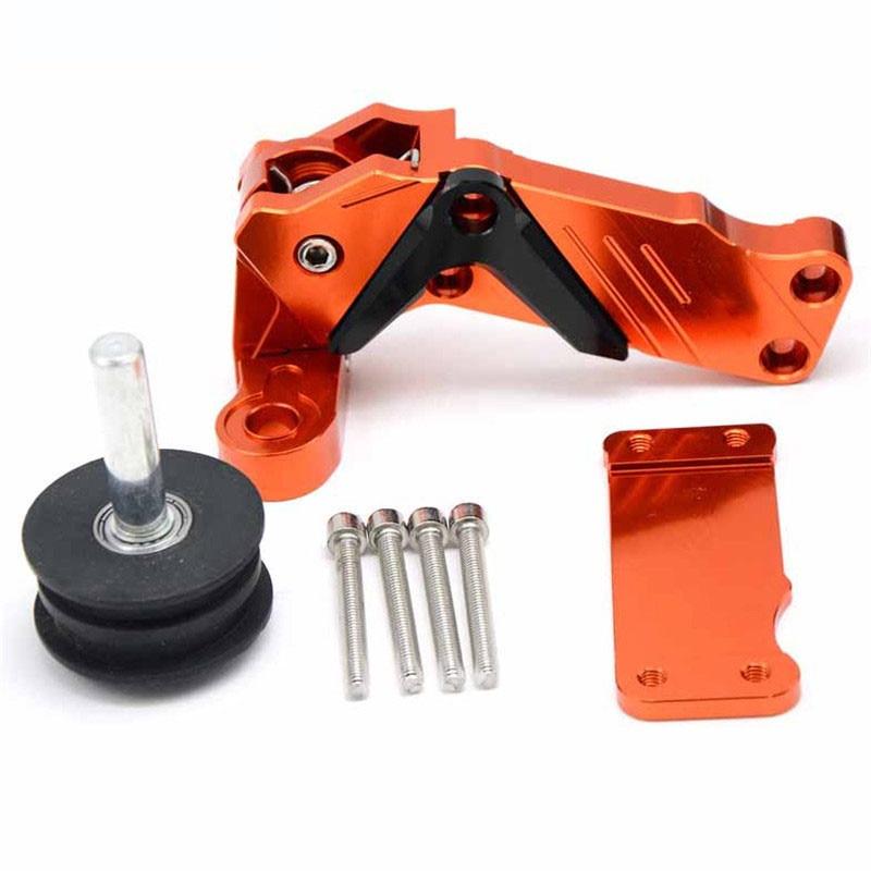 Tensor de cadena para motocicleta Ajustador de cadena perno en Ajuste de rodillo para yamaha XJ6 desviación XSR 700 ABS XSR 900 ABS XV 950 Racer