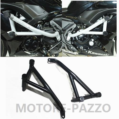 Для Kawasaki Z650 Ninja650 Ninja 650 2017 защита рамы двигателя