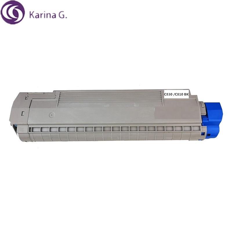 Compatível para o Cartucho de Toner para Okidata OKI C830 C810 C830 C810 etc.