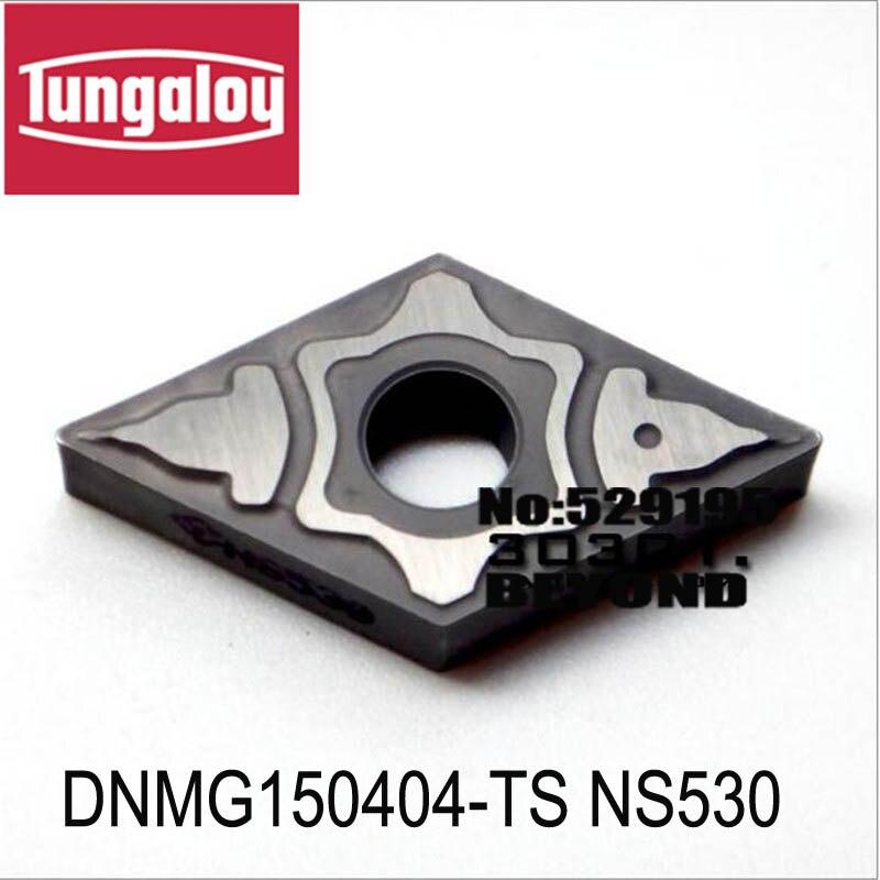 Original DNMG DNMG150404-TS DNMG150408-TS NS530 DNMG150408 Stahl Carbide Insert cnc DNMG150404 Drehmaschine Cutter Werkzeuge