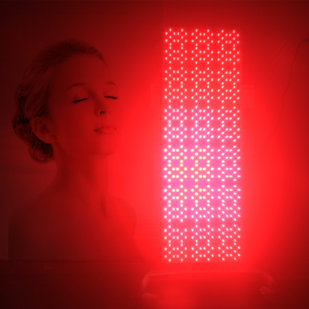 New product full body red light therapy panel 850nm 660nm red lightand farred light 1800w TL2000 red light therapy device