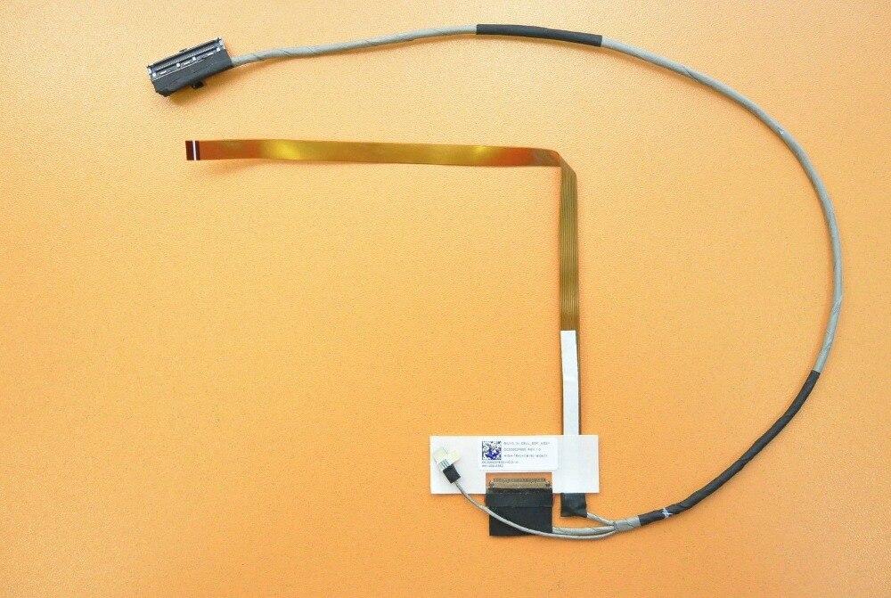 Nuevo original para lenovo YOGA 710 710-14ikb led cable lvds de lcd DC02002F600