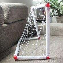 Jeu de Football en plein air Sport jouet jeu de famille garçon enfants en plastique but de Football définit YS-BUY