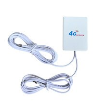 3G 4G LTE antena externa antenas para Huawei ZTE 4G LTE Router Modem antena 3M kabel con conector TS9/CRC9/SMA