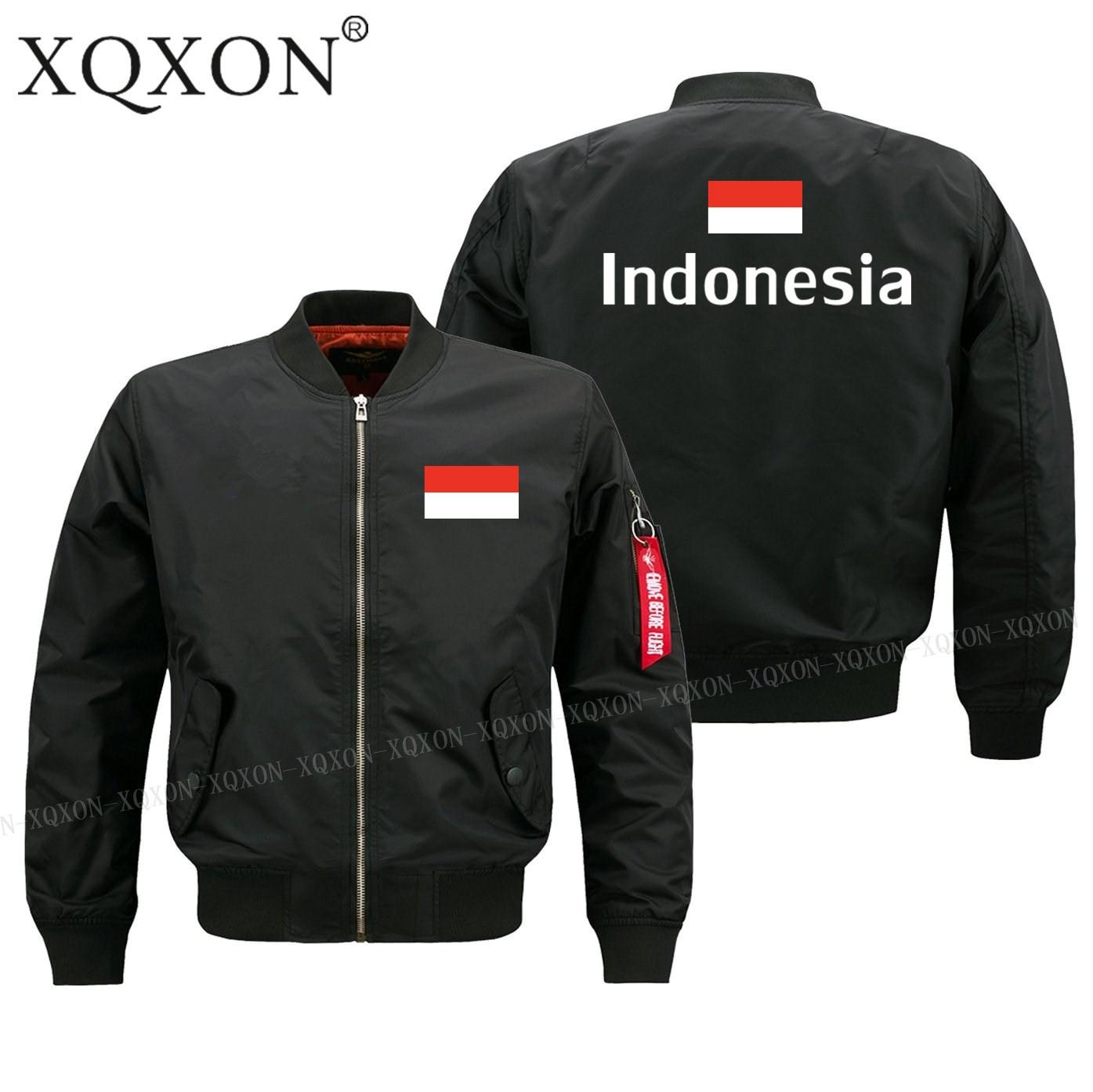 Новый дизайн-Индонезия, модные повседневные мужские куртки 2022Men, пальто, мужская куртка-бомбер в стиле милитари J203