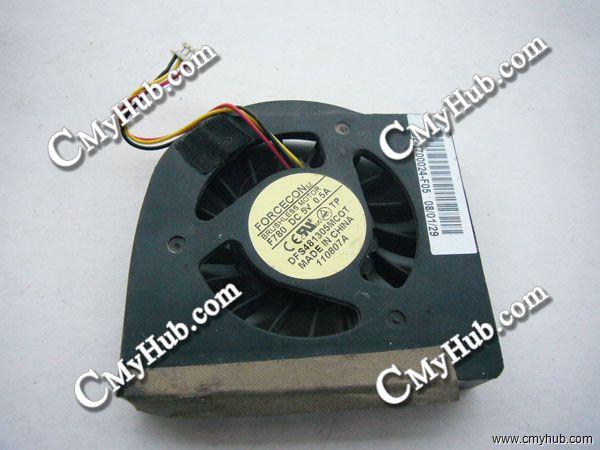 Para MSI VR705 EX705 ER710 L720 DFS481305MC0T F780 E32-0900550-F05 E32-0900372-F05 ventilador de refrigeración