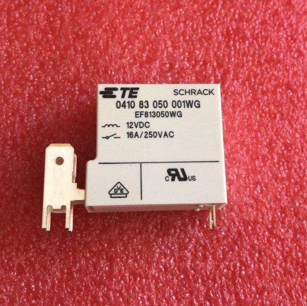 2pcs/lot brand-new original 041083050001WG relay SCHRACK Tyco 12VDC 16A/250VAC