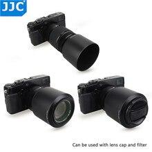 JJC 55 Hood Lente Da Câmera para FUJIFILM XF-200mm F3.5-4.8R LM OIS Lente substitui FUJIFILM 55-200mm