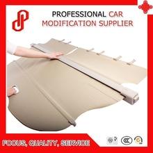 Black beige color Rear Trunk Security Shield retractable Cargo cover Tonneau cover for Murano 2015 2