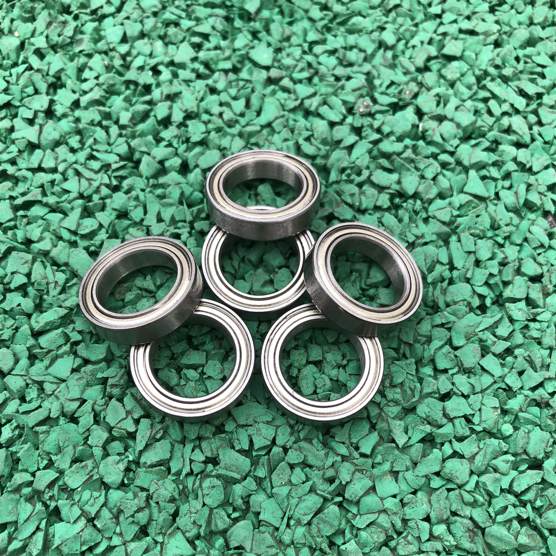 50pcs  6702ZZ 15x21x4  thin wall deep groove ball bearings 6702 6702-2Z  15*21*4 mm