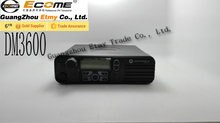 موتورولا UHF VHF الأصلي الرقمي 25 واط اتجاهين راديو DM3600